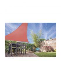 Pro Garden schaduwdoek driehoek terra (5m)