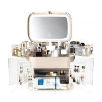 Rio CSSM - beautycase - make up koffer met spiegel