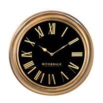 Riverdale wandklok Chuck (Ø43 cm)