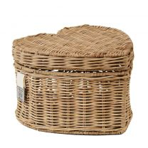 Riviera Maison opbergmand RR Happy Heart Basket
