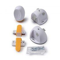 Safety 1st zelfklevend magnetisch slotsysteem - set van 2