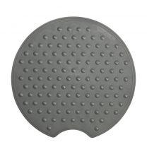 Sealskin Rotondo Veiligheidsmat Ø 55 cm Rubber Antraciet