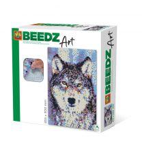 SES Beedz Art Wolf