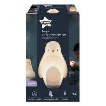Tommee Tippee nachtlampje Pinguin portable