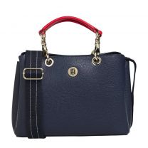 Tommy Hilfiger handtas TH CORE MED blauw