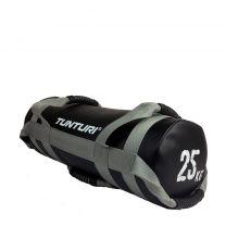 Sandbag 25 kg Tunturi Power bag - Strength bag - Fitness bag  - Zwart