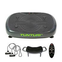 Trilplaat Tunturi Cardio Fit V10 - Vibration plate - met stoel