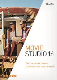 VEGAS Movie Studio 16 EN/FR (PC)