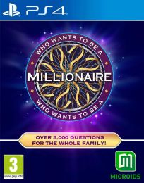 Who wants to be a millionaire (PlayStation 4)